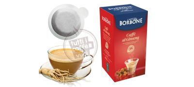 Cialde borbone ginseng