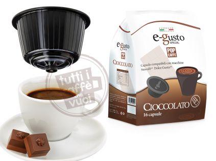Capsule pop cioccolata compatibili...