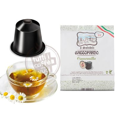 50 Capsule CappuccinoCompatibili Nespresso