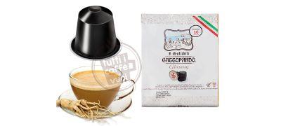 Capsule gattopardo ginseng compatibili nespresso